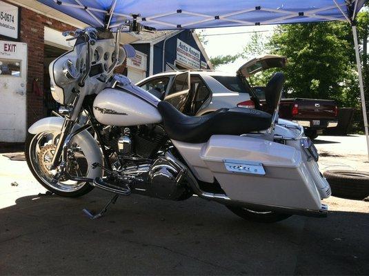 Harley Davidson Full Detail